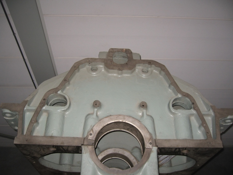 Deutz 358-8 bedplate 4