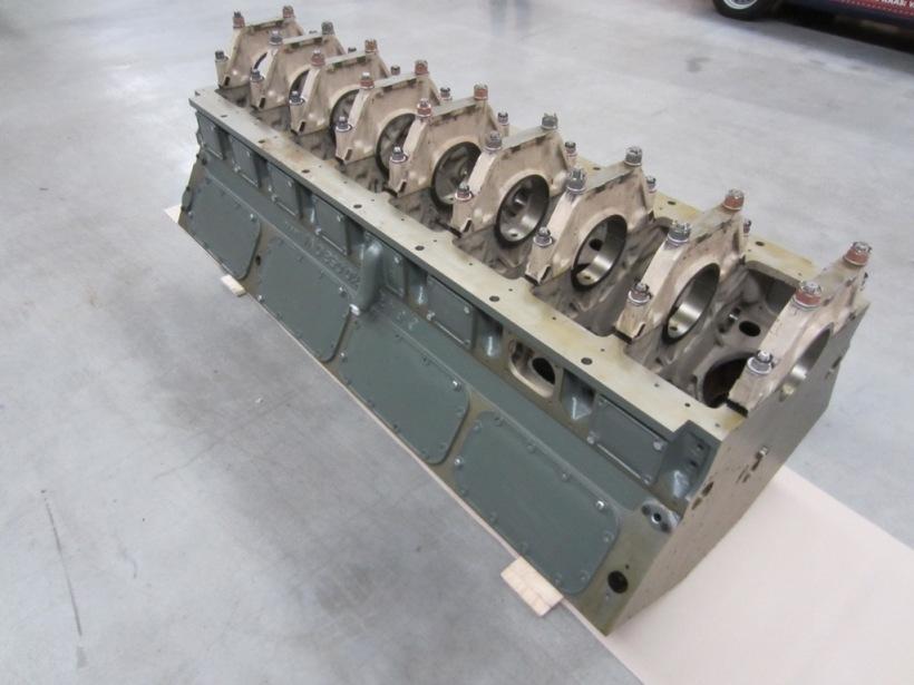 MWM 18/22 TB16RS Cylinder blcok