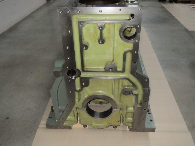 Deutz 628SBV8M cylinder block