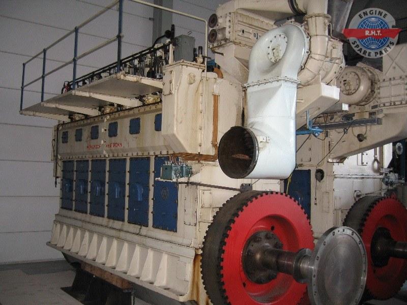 Engines for Deutz  MWM, Industrie, MAN, Sulzer, SWD, Stork